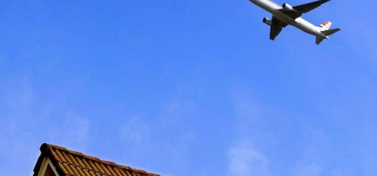 Weet u wat er boven u vliegt?