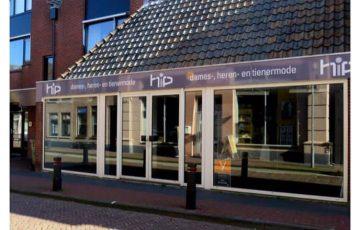 Pop-up store in Zwartewaterland.