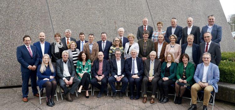 Nieuw bestuur Waterschap Drents Overijsselse Delta