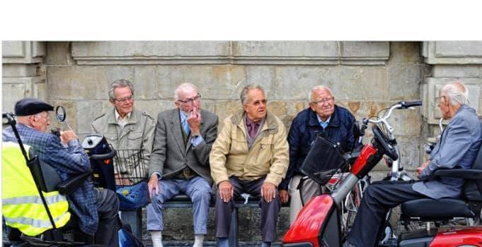 BGZ pleit voor hangplek ouderen.