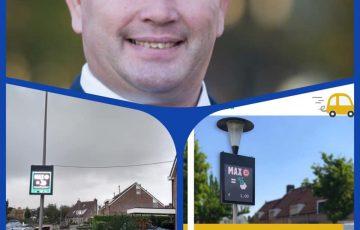 Primeur in Provincie Overijssel: Snelheidsmeter