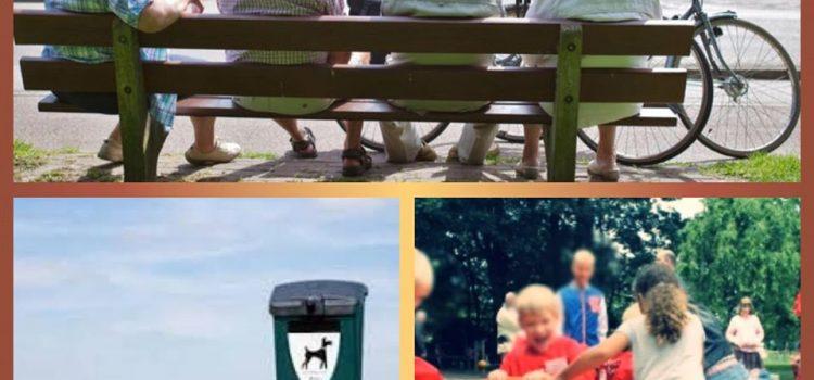 Kansen en verbeteringen in de openbare ruimte!