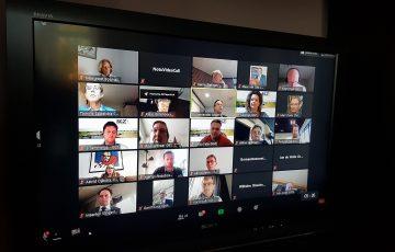 Online raadsvergadering